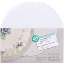 Plateaux, supports et napperons pour cake design et pâtisserie