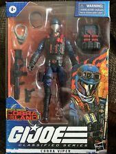 GI Joe Classified Series Cobra Viper Target Exclusive Cobra Island 6 Inch Hasbro
