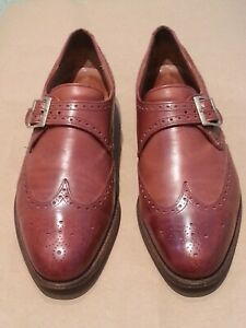 Church CHEANEY Shoes - Bruges International collection - 10.5 BROWN MONKSTRAP