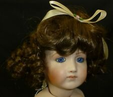 """8""""   DOLL WIG FOR ANTIQUE DOLL, DOLLMAKING, 8 - 9"""" WIG"""