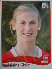 Panini 304 Madeleine Giske Norway FIFA Women's World Cup 2011 Germany