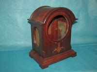 Antique New Haven Mantle Clock Case