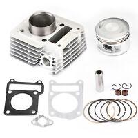 Kit de Cylindre Piston JOINT HAUT MOTEUR pour Yamaha TTR 125  TT-R 125 2000-05 A