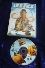 DVD.ICE AGE.ORIGINAL CLASSIC ANIMATED.KIDS.SCRAT.SID SLOTH.UK REGION 2 DVD