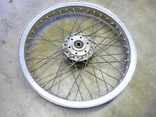 HONDA GL 1000 Vorderrad Felge kpl Gold-Wing GL1000 GL-1 Speichenrad 19 Zoll #1