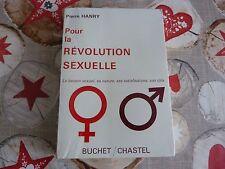 POUR LA RÉVOLUTION SEXUELLE / PIERRE HANRY  / 1971