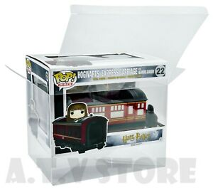 Vinyl Box Case Protector for FUNKO POP Hogwarts Express Carriages