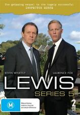 Lewis : Series 5 (DVD, 2012, 2-Disc Set) - Region Free