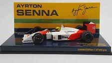 Minichamps 547884112 1/43 McLaren Honda MP4/4 AYRTON SENNA BRAZIL GP 1988 Model