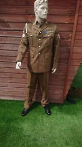 BRITISH ARMY No2 Parade FAD JACKET