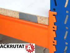 24 St. Z-Profilwinkel Spanplattenauflage Z-Winkel Palettenregal Auflagewinkel