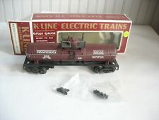 K-Line Pennsylvania Classic Tank Car K-6322 Train Toy car O O27