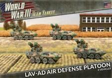Battlefront Team Yankee World War Iii American Lav-Ad Air Defense Platoon Tubx22