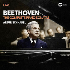 Artur Schnabel - Beethoven: Piano Sonatas [New CD] Boxed Set