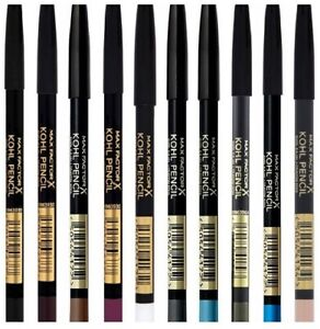 Max Factor Kohl Eyeliner Pencil Various