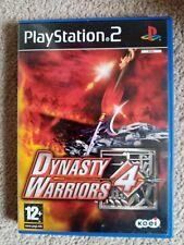 Dynasty Warriors 4-PS2