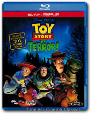 Toy Story of Terror! Bly-ray / Digital HD New Tom Hanks Tim Allen
