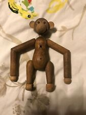 Antique BoJensen Handmade Rare Round Handed Monkey