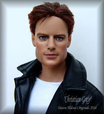 OOAK Male Doll Repaint Commission Certificate by DAO