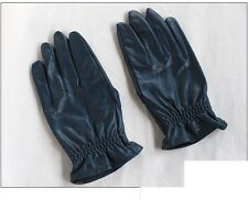 02's series China PLA Air Force Pilot Combat Sheepskin Leather Gloves,Spring