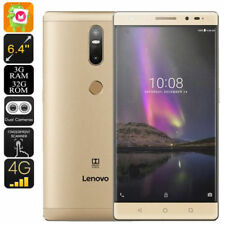 "6.44"" Lenovo Phab 2 Plus 3GB 32GB Android 4G telefonía 4050mAh 13MP Dual Camera"