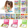Reusable Coloring Magic Water Drawing Book Painting Book Kids Writing Board Toys