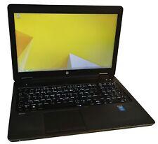 HP ZBook 15  Mobile Workstation i7- 4600M - 16GB-RAM - 256GB SSD - Nvidia K610M