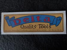 Delta Rockwell Emblem Tool Decals