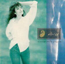 ALICE : IL SOLE NELLA PIOGGIA / CD