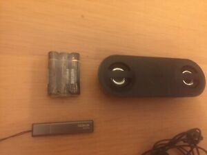 NOKIA MD-8 Portable Mini Speaker - Black HeadPhones and Pen