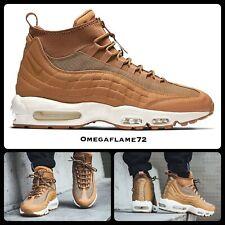 Nike Air Max 95 Winterised Sneakerboot 806809-201, Sz UK 10, EU 45, USA 11 Wheat
