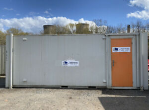 20ft Av Site Office, Staff Room Container Cabin, Welfare Unit Meeting Room