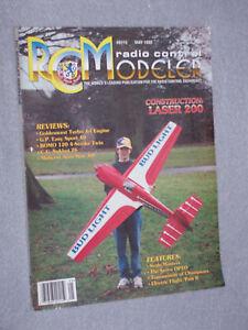 RCM Radio Control Modeler Magazine May 1997