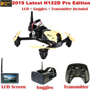 Hubsan H122D X4 STORM Racing Drone RC Quadcopter 720P Camera, Pro Edition+HV002+
