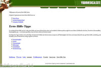 ERSTE HILFE WEBPROJEKT Webseite Website Homepage HTML MASTER RESELLER LIZENZ NEU