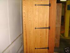 Wooden door, Board & Batten Pine, Beaded edge, natural finish