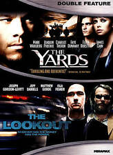 The Yards/The Lookout (DVD, 2015) - **DISC ONLY**