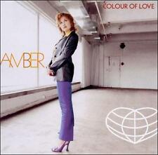 Colour of Love [Maxi Single] by Amber (CD, Jan-1996, Tommy Boy)