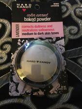 HARD CANDY Color Correct Baked Powder Lavender 90863 Medium To Dark Skin Tones