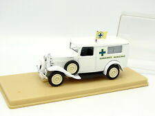 Eligor 1/43 - Citroen 500kg Rosalie Ambulance