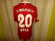 """FC Ingolstadt Original Adidas Matchworn Trikot 2012/13 """"Audi"""" + Nr.20 Groß Gr.M"""
