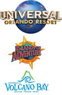 PROMO TOOL  UNIVERSAL STUDIOS ORLANDO TICKETS 5-DAYS 3 PARKS-TO-PARK DISCOUNT