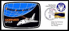 1983 DORNIER DFVLR GERMAN SPACELAB MISSION MICROWAVE REMOTE SENSING (ESP#L2278)