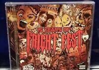 Twiztid - 15 Years of Fright Fest CD house of krazees blaze ya dead homie abk