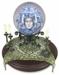 SOLD OUT Disney Parks Haunted Mansion Madame Leota Crystal Ball Room Figurine