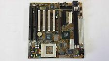 ECS P5SD-B+ REV: 1.0 socket 7, 1 AGP, 2 ISA, 4 PCI slot, 2 DIMM, 2 SIMM slot, AT