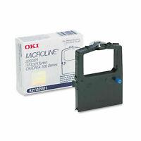 (1) Genuine Okidata Microline 182/184/186/320/321 Ribbon 52102001