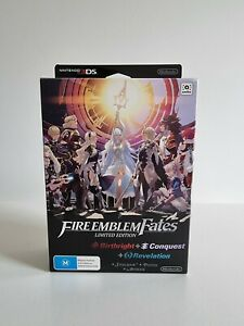 Fire Emblem Fates Complete Limited Edition, 3DS Unsealed