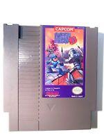 Mega Man 3 - ORIGINAL NINTENDO NES GAME Tested + Working & Authentic!