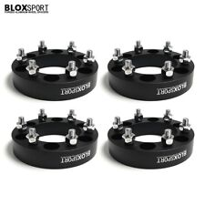 (4) 30mm 6 Lug Wheel Spacers for Nissan Patrol Aircraft Aluminum Wheel Adapters